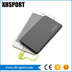 Pn-952 Mobile Power Bank 5000mAh Dual USB Phone Battery Charger