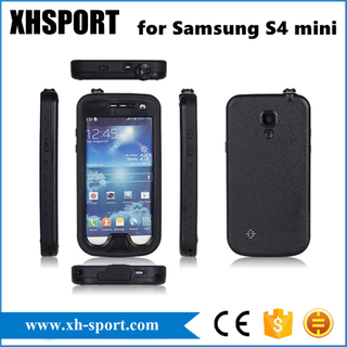 Hot Sale Full Protection Waterproof Cell Phone Case for Samsung S4mini