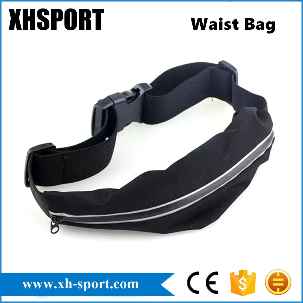 Waterproof Reflective Outdoor Sport Running Belt Waist Bag/Pack