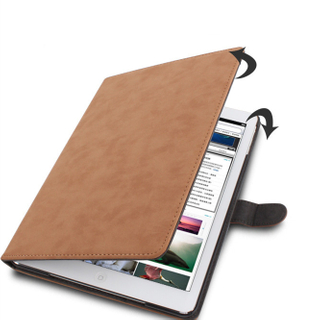 Imitation Leather Retro Universal Tablet Protective Case for iPad Air Shockproof PU PC Tablet Cover Case for iPad Mini 1/2/3/4