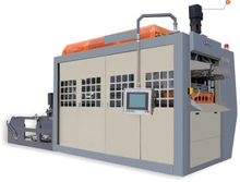 MX-12G High Capacity Automatic Thermoforming Machine (for cups) Servo Motor Driven