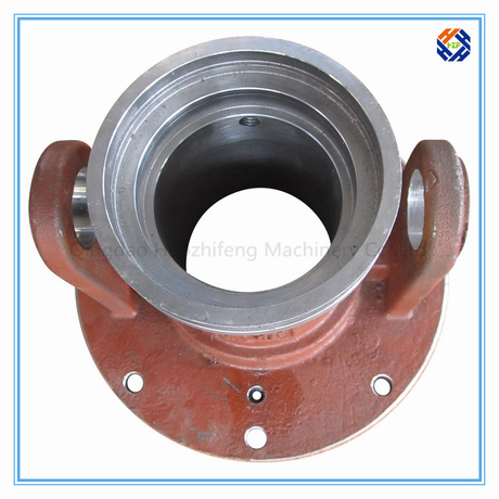 Casting Flange Connection
