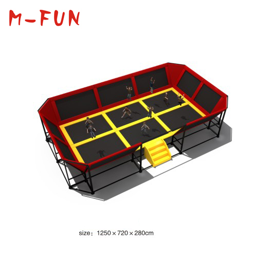 Trampoline Bounce Board From China Manufacturer Indoor