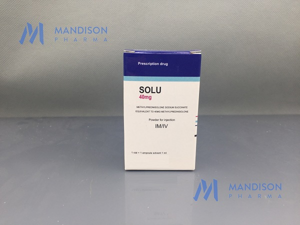 Methylprednisolone for injection