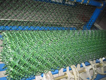 Chain Link Fencing Machine