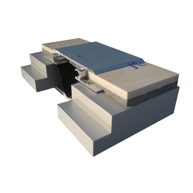 MSDGJS地面金属盖板型伸缩缝