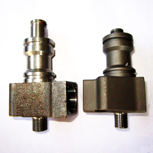 Oil Pump Forged Parts with Fine Machining