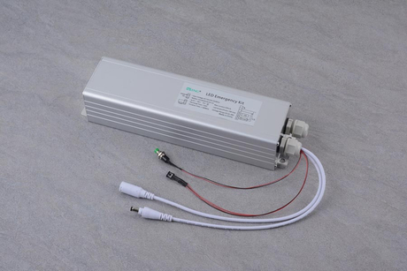 LED Emergency ballast for lamps