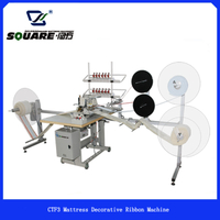CTF3 Mattress Decorative Ribbon Machine