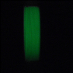1.75mm/3.0mm 1kg Spool Glow in Dark Green 3D Printer Filament