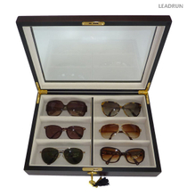 Fashion luxurious sunglasses display tray (X035)