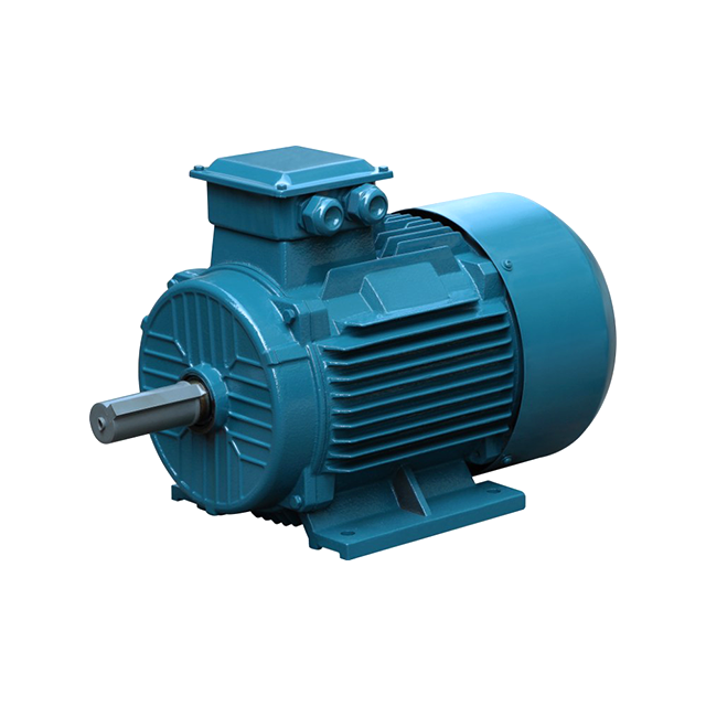 High Efficiency IE2- Electric Motor - Cast Iron Frame