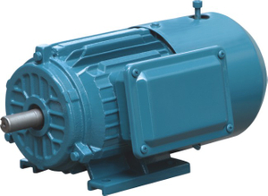 Three Phase Brake Motor - Cast Iron Frame