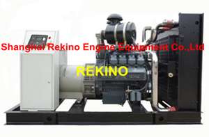 Deutz 500KW 50HZ water cooled diesel generator set