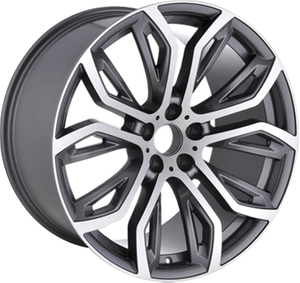 W0205 Replica Alloy Wheel / Wheel Rim for bmw x5 x6 x4