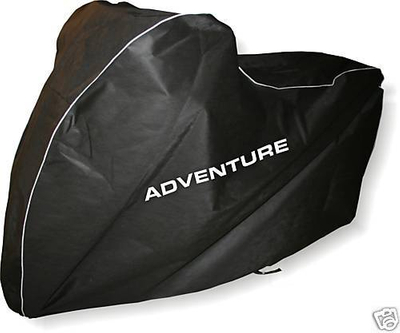 Adventure Breathable indoor Motorcycle Bike Dust cover