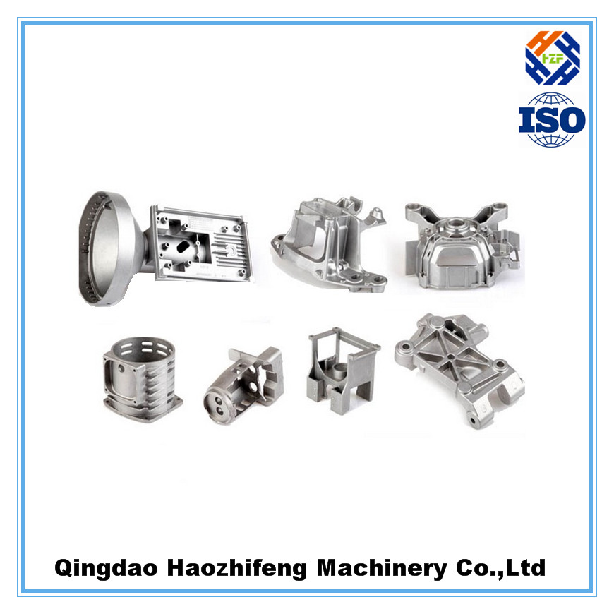 High Precision Aluminum Die Casting for Lighting Parts