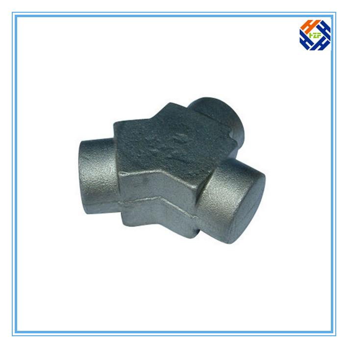 Steel Hot Forged Connector for Cardan Joint-1