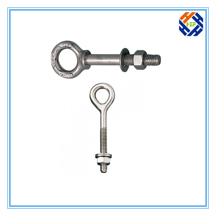 Eye Bolt Made of Stainless Steel Rigging Hardware-2