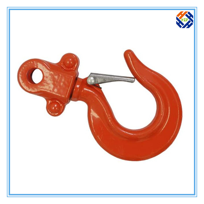 Alloy Steel Snap Hook with Latch-3