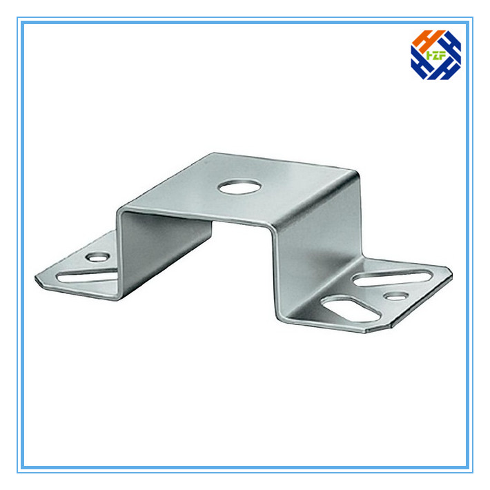Steel Bracket Corner Brace Made by High Speed Punching Machine-3