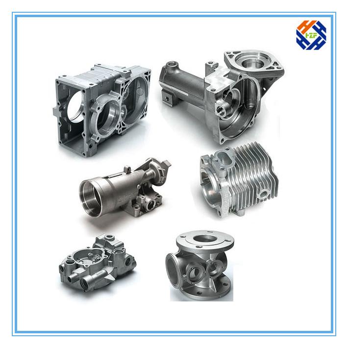 Aluminum Die Casting Parts for Auto-2