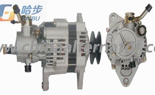 HITACHI alternator LR250503 24V 60A 3V ISUZU 8971160880