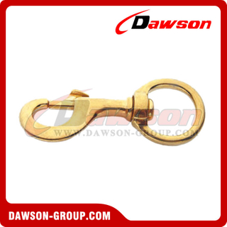 225B Bolt Snap Swivel Round Eye