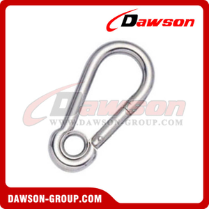 Drop Forged Snap Hook DIN5299 Forma E