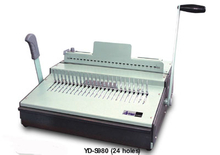 Legal Size Comb Binding Machine (YD-S980)
