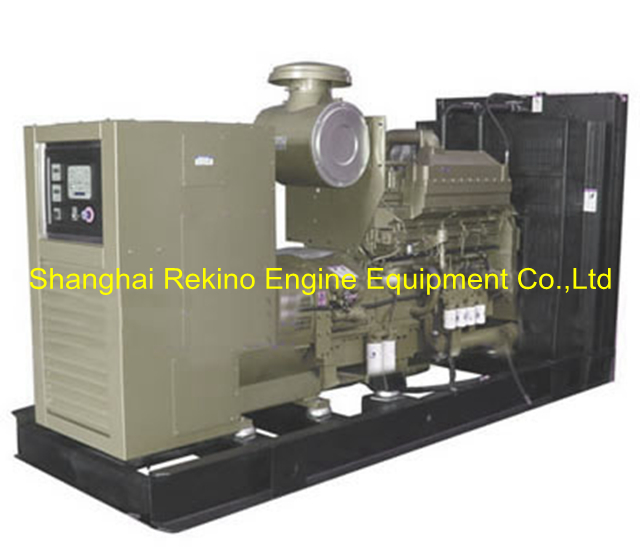 350KW 438KVA 50HZ Cummins emergency generator genset set