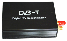 Columbia/Southeast Asia Audio & Video digital TV