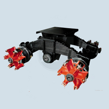 ZHENGYANG Bogie Single Point Trailer Suspension