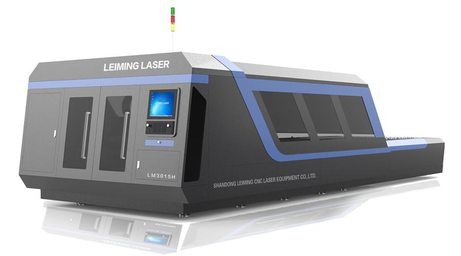 3015H fiber lazer kesici