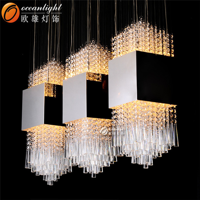 Modern Crystal Chandelier Lighting OML Buy Chandelier - Chandelier crystals cheap