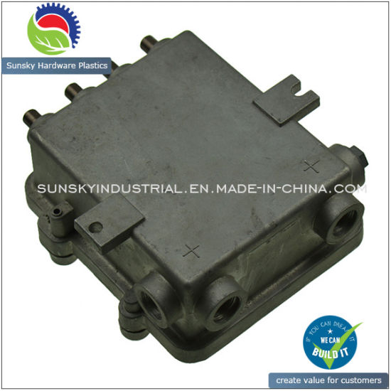 Outdoor TV Die Casting Cable Case (AL12118)