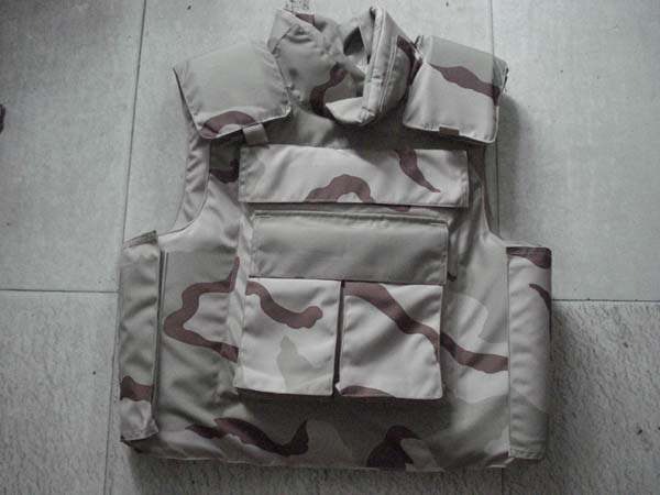 Military Molle Full Protectin Body Armor Vest