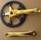 Fix gear bike chainwheel
