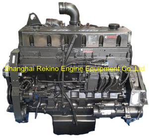 Cummins QSM11-C300 construction diesel engine motor 300HP 2000-2100RPM