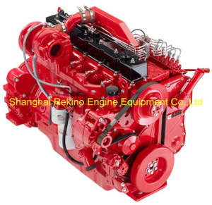 Guangxi Cummins industrial power 6LTAA9.3 diesel engine for wheel loader (220HP)