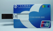 Bank Credit Card Gift USB Flash Disk