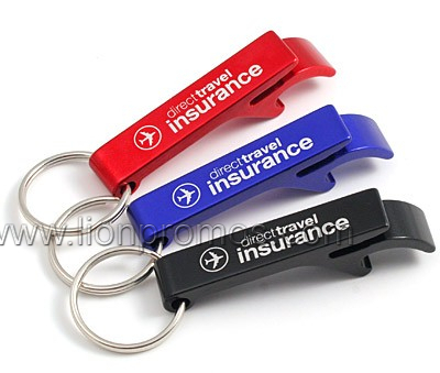 Events Gift Logo Various Shape Aluminum Alloy Bottle Opener