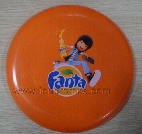 Personal Logo Pet Dog Plastic Frisbee
