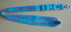 United Nation Logo Staff Lanyard