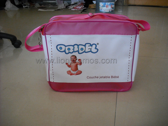 Oridel Baby Diaper Promotional Gift Water Proof Baby Bag