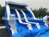 RB6101(9.5x4.5x5m) hot sale blue ocean inflatable water slide