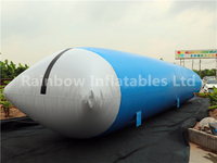 RB31048-4( 12x3m)Inflatable blob jump water games hot sales