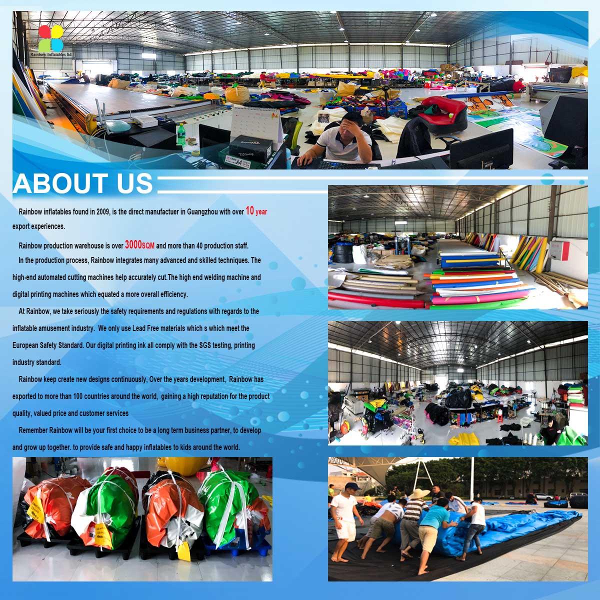 Rainbow Inflatables ltd