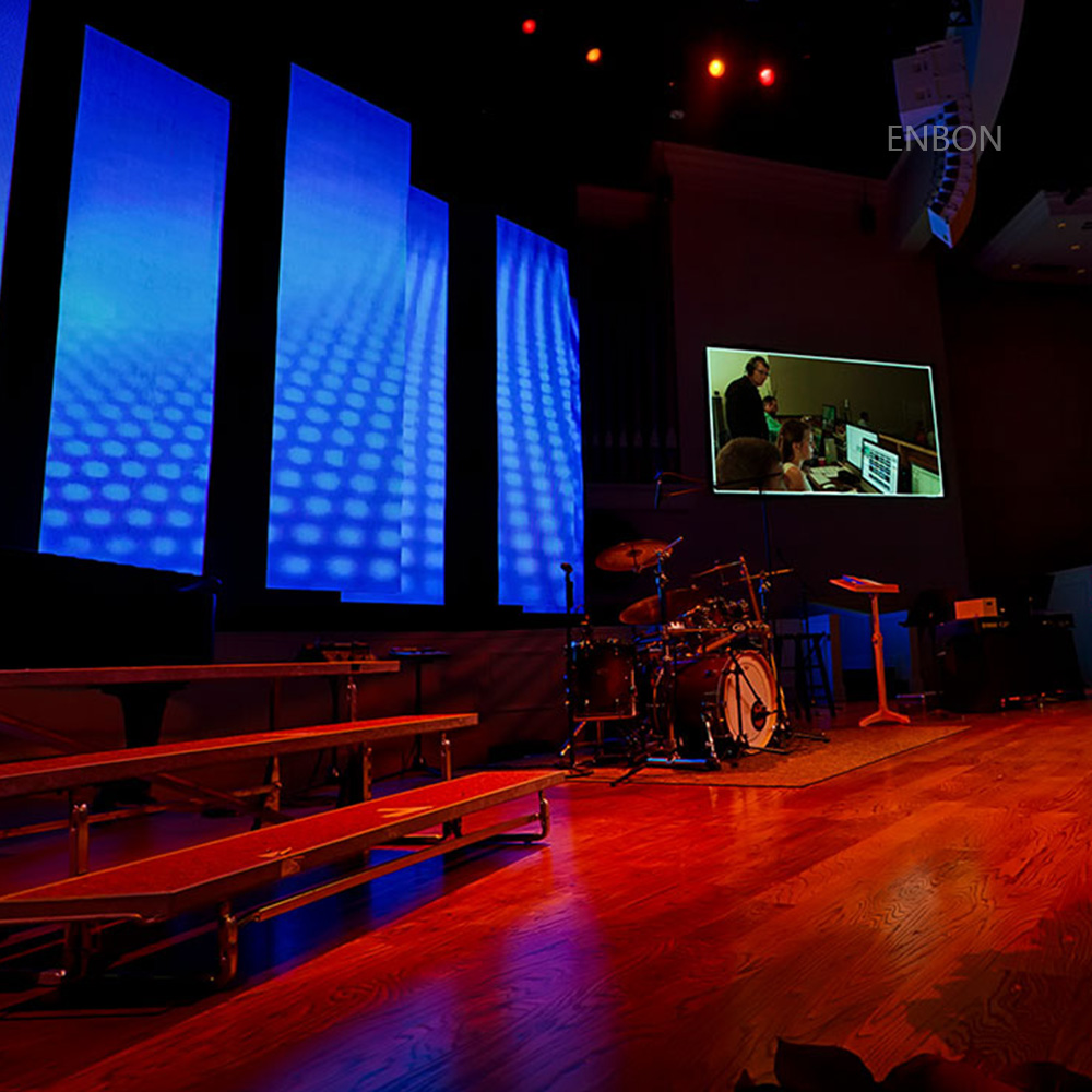 P2.6 Super HD Rental Led Wall para Show Stage Conference Show