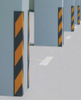 EPDM Rubber Wall Corner Guard